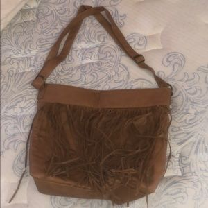 Handbags - Fringe bag